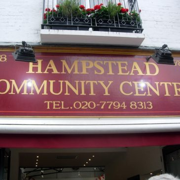 FREE Acupuncture Demo treatments in Hampstead on Saturday 16th of September